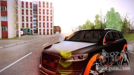 ABT AS7 V1.0 2009 for GTA San Andreas