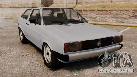 Volkswagen Gol LS 1986 for GTA 4