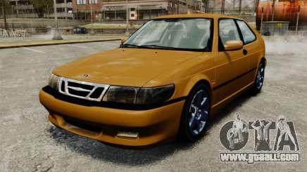 Saab 9-3 Aero Coupe 2002 for GTA 4