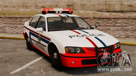 Luxembourg Police for GTA 4