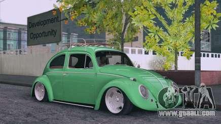 Volkswagen Beetle 1966 for GTA San Andreas