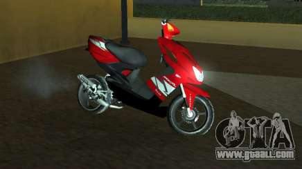 Yamaha Aerox R for GTA San Andreas