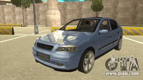 Opel Astra G Stock for GTA San Andreas