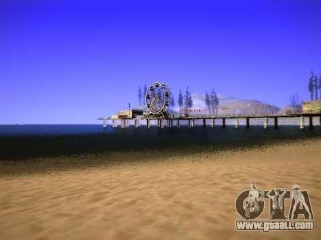 ENBSeries v4 by phpa for GTA San Andreas ninth screenshot