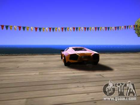 ENBSeries v4 by phpa for GTA San Andreas twelth screenshot