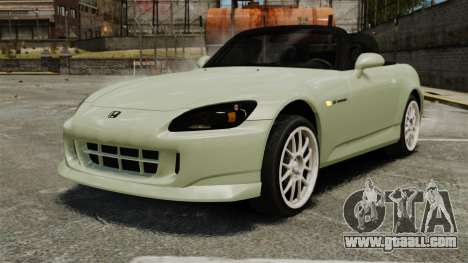 Honda S2000 for GTA 4