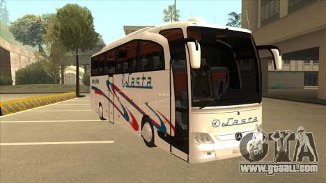 Mercedes-Benz Lasta Bus for GTA San Andreas left view