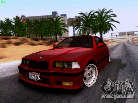 BMW M3 E36 Stance for GTA San Andreas right view