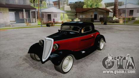 Hot Rod Extreme for GTA San Andreas