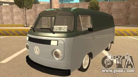 VW T2 Van for GTA San Andreas