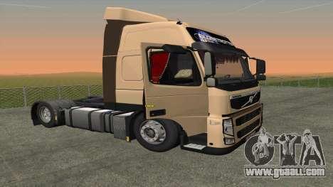 Volvo FM16 for GTA San Andreas