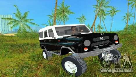 UAZ 3151 for GTA Vice City