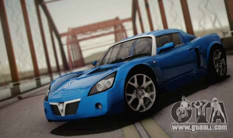 Vauxhall VX220 Turbo 2004 for GTA San Andreas