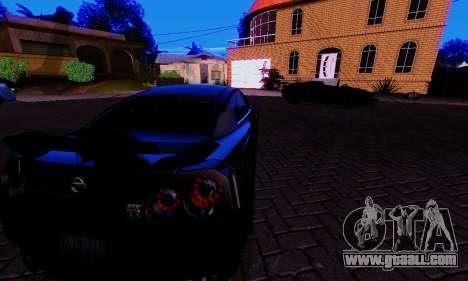Realistic ENBSeries for GTA San Andreas fifth screenshot