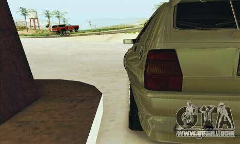 Lancia Delta HF Integrale for GTA San Andreas side view