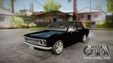 Datsun 510 RB26DETT Black Revel for GTA San Andreas