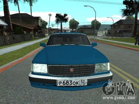 GAS 31022 for GTA San Andreas left view