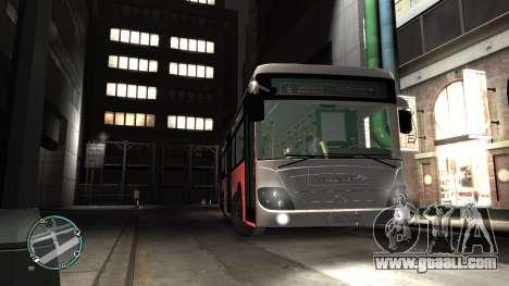 Daewoo BC211MA Baku for GTA 4 right view