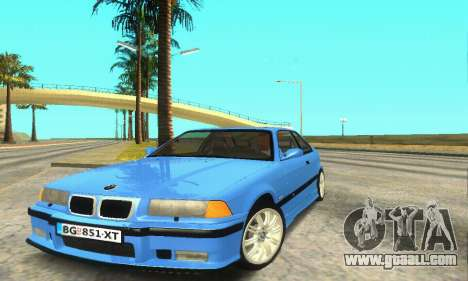 BMW M3 (E36) for GTA San Andreas