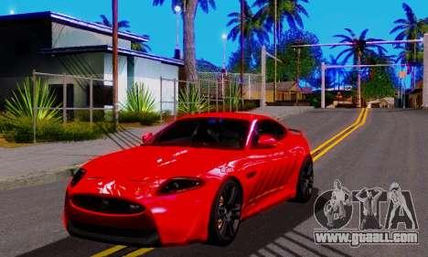 Realistic ENBSeries for GTA San Andreas