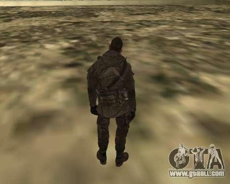 Soap for GTA San Andreas third screenshot