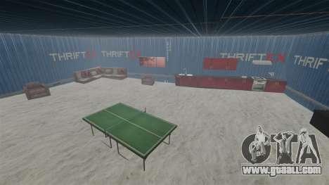Beach House for GTA 4 third screenshot