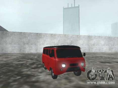 UAZ 22069 for GTA San Andreas