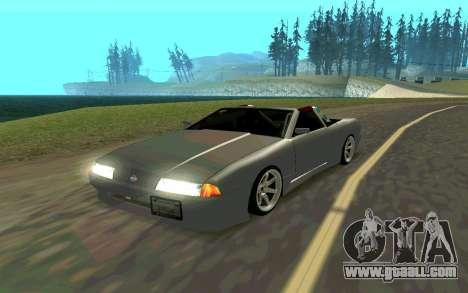 Elegy Cabrio for GTA San Andreas