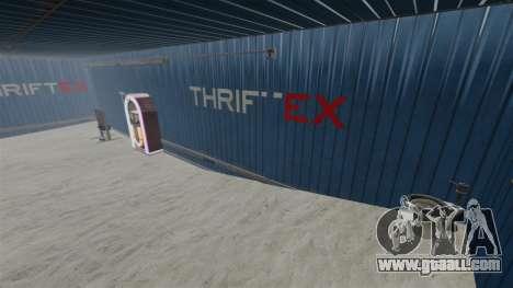 Beach House for GTA 4 forth screenshot
