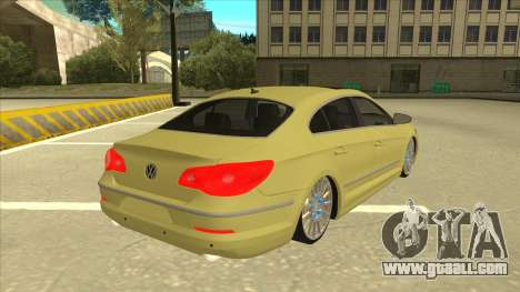 VW Passat CC for GTA San Andreas right view