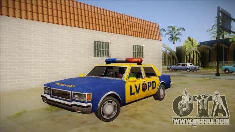 All Cars Radio & Repair Activator for GTA San Andreas forth screenshot