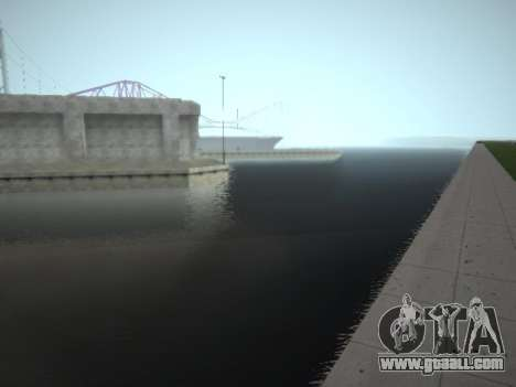 ENBSeries v4 by phpa for GTA San Andreas forth screenshot