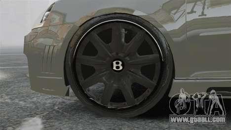 Volkswagen Golf GTi DT-Designs for GTA 4 back view