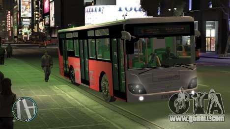 Daewoo BC211MA Baku for GTA 4