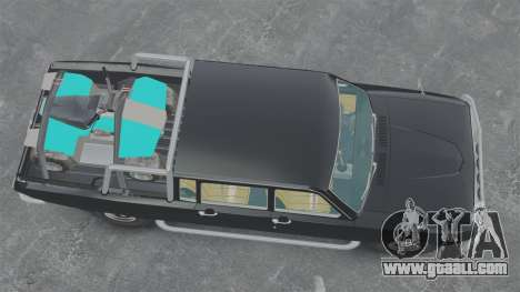 GAZ 2402-4 x 4 pickup truck for GTA 4 right view