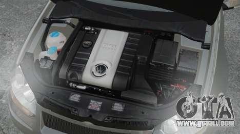 Volkswagen Golf GTi DT-Designs for GTA 4 inner view