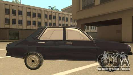 Dacia 1310 for GTA San Andreas back left view