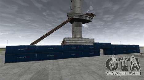 Combat zone for GTA 4