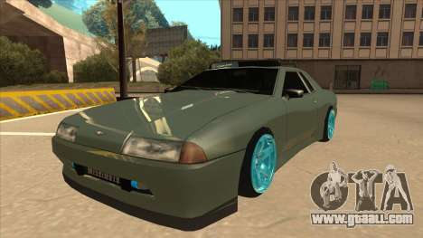 Elegy Hellaflush for GTA San Andreas