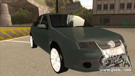 Jetta 2003 Version Normal for GTA San Andreas left view