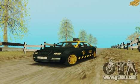 Mercenaries 2 Taxi for GTA San Andreas