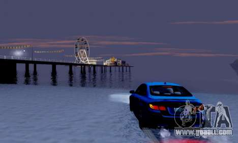 Realistic ENBSeries for GTA San Andreas second screenshot