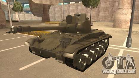M41A3 Walker Bulldog for GTA San Andreas