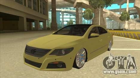 VW Passat CC for GTA San Andreas
