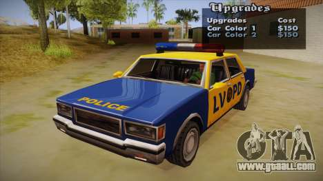 All Cars Radio & Repair Activator for GTA San Andreas