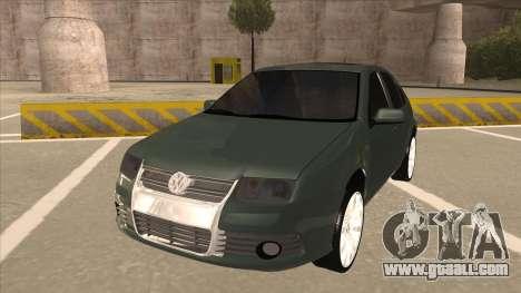 Jetta 2003 Version Normal for GTA San Andreas