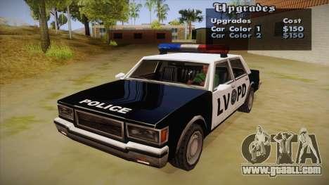 All Cars Radio & Repair Activator for GTA San Andreas second screenshot