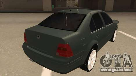 Jetta 2003 Version Normal for GTA San Andreas right view