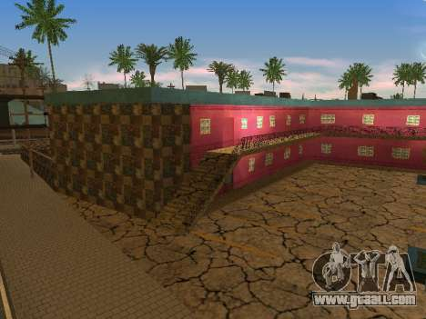 New textures at Jefferson for GTA San Andreas second screenshot