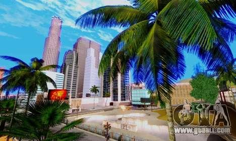 Realistic ENBSeries for GTA San Andreas sixth screenshot